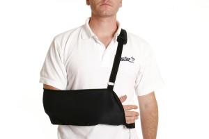Protective Shoulder Brace