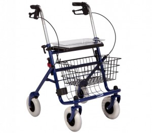 Heavy Duty 4 wheel walker